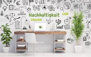 Nachhaltigkeit, CSR und CheckN - Nachhaltigkeitsberatung bei media4nature