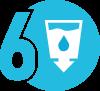 SDG6 - Sauberes Wasser und Sanitäreinrichtungen