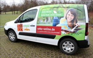 Nachhaltig Bücher kaufen - bei SEKO online aus Nürnberg