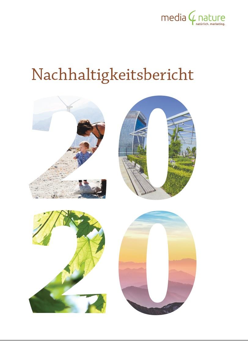 CSR Report media4nature GmbH 2020
